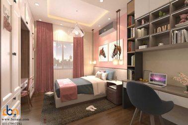 تصميم داخلي لغرف النوم
