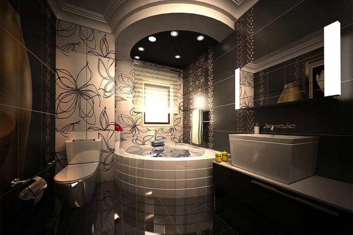 حمامات عصرية